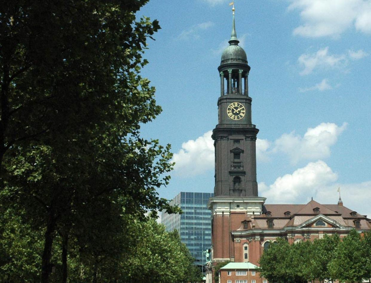 St. Michaelis Kirche (Michel)